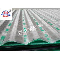 Buy cheap FLC 500 Wave Typed Shaker Screen Mesh / Mi Swaco Shaker Screens 1050 X 695 Mm from wholesalers