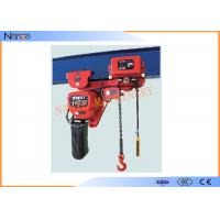 Best Light And Durable Harrington Chain Hoist 3m To 130m Length Water Proof Push Button wholesale