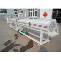 Automatic Plastic Pipe Extrusion Line For PP-R Cool / Hot Water Pipe