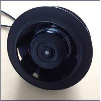 Best Filter Unit FFU EC Centrifugal Fans With Backward Curved Impellers Variable Speed wholesale