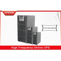 Best No Break 20kva 18kw 380vac uninterruptible power supplies , high frequency ups for Telecom wholesale
