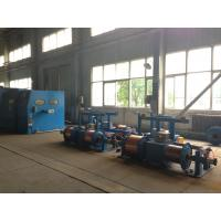 Best Industrial Large Wire Bunching Machine For Bare Copper Wires , Tinned Wires wholesale