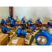 Quality Goulds 3196 ANSI B73.1 Process Pump and Parts wholesale