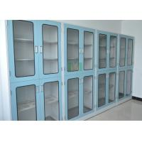 Best Laboratory Safety Chemical Storage Cabinets 3 Layers Dimension 900*425*2000mm wholesale