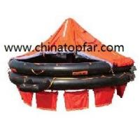Cheap Liferaft,davit launch liferaft,buoyant apparatus, personnel transfer basket, for sale