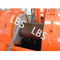 Best Oil Drilling Equipment Offshore Winch Tractor Hoist Winch / Well Servicing Unit Winch wholesale