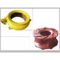 Best Diferent Color Stainless Steel Slurry Pump Parts Slurry Pump Expeller OEM / ODM Available wholesale