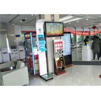 China Aluminium Alloy Health Check Kiosk With 10.1 Inch Display SH - 10XD Model on sale