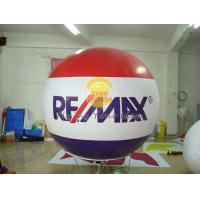 Best Waterproof and Fireproof Filled Large helium balloon for advertising with PVC Material wholesale