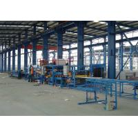 Roof And Wall Sandwich Panel Production Line, Polystyrene EPS Sandwich Panel Line