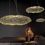 Best Luxury LED Modern Decorative Pendant Chandelier Cloud Light wholesale