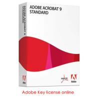 adobe acrobat 9 standard serial key