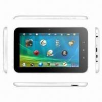 Best 7.0-inch Capacitive Touchscreen Tablet PC with Android 4.0 OS and External USB Port, 3G wholesale