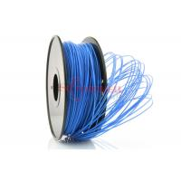 Best Luminous blue 3D printing Filament Materials Spool For 3D Rapid Prototyping wholesale