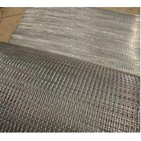 China Food Grade Wire Conveyor Belts Stable Chain Drive Argon Welding For Biscuit on sale