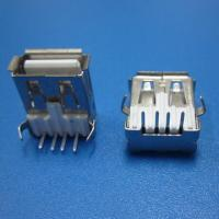 Cheap usb 2.0 header connector 4P A/ F 90 angle Type for sale