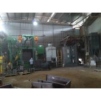 Quality Heat Treated Hook Type Shot Blasting Machine For Complex - Shaped Workpieces YL-3 wholesale