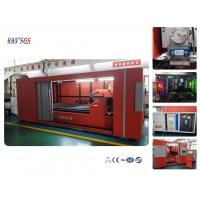 Quality High Performance Fiber Metal Laser Cutting Machine For Metal Sheet / Tube from HANS GS wholesale