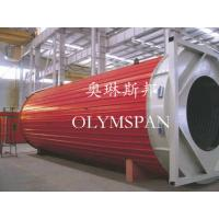 Best Horizontal Heating Thermal Oil Boiler Electric For Wood , Safe Monitor Device wholesale