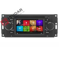Best Capacitive Touch Screen Chrysler 300c Dvd Player , Multimedia Car Entertainment System wholesale