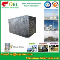 Best 80 Ton Gas Boiler Air Preheater In Thermal Power Plant , Air Pre Heater wholesale