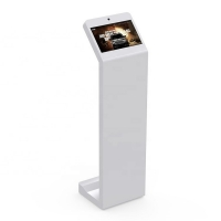Best 13.3 inch Information checking kiosk Interactive kiosk Queue management Kiosk with touch screen wholesale