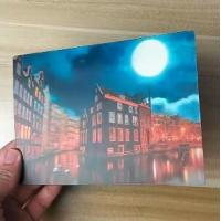Best China Factory Wholesale Good Quality Custom Offset Printing Plastic PET Lenticular 3D lenticular card wholesale