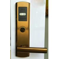 Buy cheap US standard hotel / home RFID card door lock with high quality from wholesalers