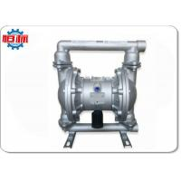 Best High Pressure Pneumatic Diaphragm Pump QBY Series Stainless Steel Zero Leaking wholesale