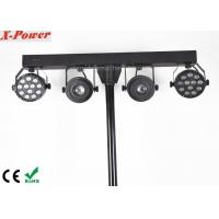 Best 220V 2 * 10W Led Kaleidoscope Light / Wash Effect Professional Disco Dmx Led Par Cans wholesale