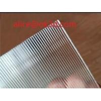 Best China 3D Lenticular Lens Sheet clear PS Lenticular 20 lpi Lens Sheet 3MM flip Lenticular Lens Sheet factory wholesale