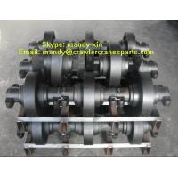 Best SANY SCC500 Track/Bottom Roller for crawler crane undercarriage parts wholesale