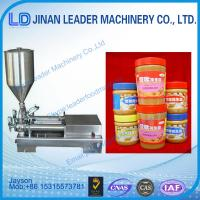 Best High efficiency groundnut butter filling machine automatic wholesale