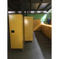 Best Fireproof Industrial Safety Cabinets , Chemical Storage Cupboards For Flammables wholesale