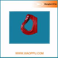 China Rigging Hardware European G80 WELD-ON HOOK WITH LATCH on sale