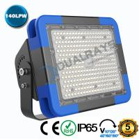 Best Optical Lens LED Sports Ground Floodlights 200W IP66 Waterpoof Low Light Decay wholesale