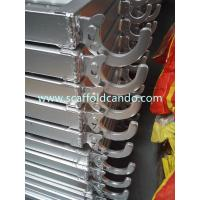 Best 500*1829mm 480*1800mm 300*1800mm scaffolding galvanized steel plank with 43mm 50mm hooks catwalk for Ringlock frame wholesale