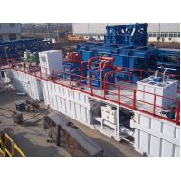 HDD solids Control Drilling waste management,pitless system case for oil gas