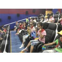 Best Impressive Entertainment 5d Cinema Theatre With Energy-Efficient Seat wholesale