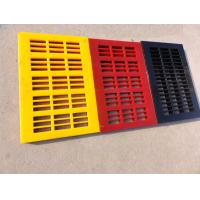 Best Radiation Resistance PU Sheets , Endurable PU Rain Grate Well Lid wholesale