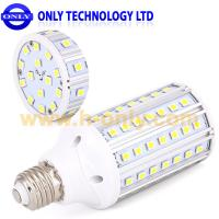 CE/RoHs 20W LED street corn lamp E27 Base 170LM/W, works compatible with old magnetic mercury ballast