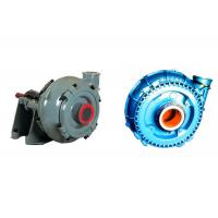 Buy cheap Type G Series Sand Dredging Pump Anti Corrosion Adjustable Color 36-4300 M³/H from wholesalers