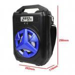 Best CH-M75 barrel microphone Bluetooth speaker  With a microphone with a loudspeaker function wholesale