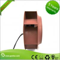 Best Brushless DC Cooling Fan , Backward Curved Centrifugal Fan For Air Conduit wholesale