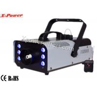 Best 900W 3 In1 RGB LED Fog Machine With Remote Control Thermal Fog Machine    X-026 wholesale