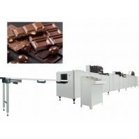 China Commercial Pastry Making Equipment / Multifunctional Chocolate Enrober Machine on sale
