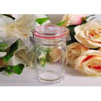 Best White Crystal Glass Tableware Wide Mouth Mason Jar For Kitchen wholesale