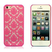 Buy cheap 3D Lace pattern Shell Phone Case Hollow Matte Phone Cases For Apple iphone from wholesalers