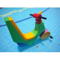 Best Interactive Aqua Park Kids Water Playground / Adults Water Motorcycle wholesale