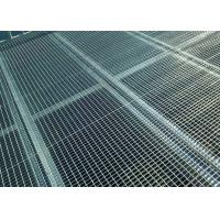 Best Custom Industrial Grate Flooring , ISO 9001 Stainless Steel Open Grid Flooring wholesale